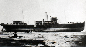 Grounded – SS Aberdonian