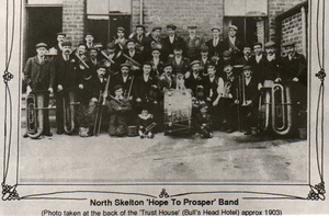 North Skelton Band