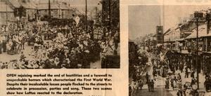 Peace again 1918