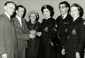 Civil Defence, Loftus, 1966