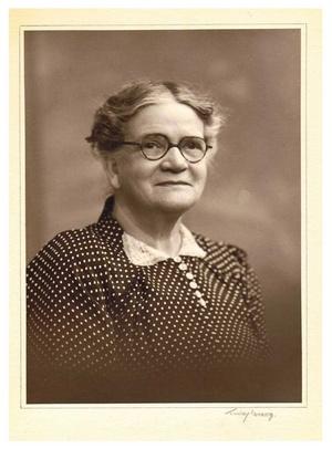 Mary Ann Main (nee Thurlow)