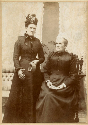 Gran Thurlow and Mother