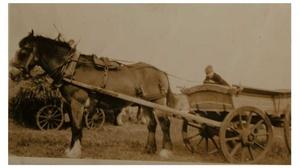 At The Barns, c.1938