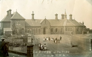 Brotton Station