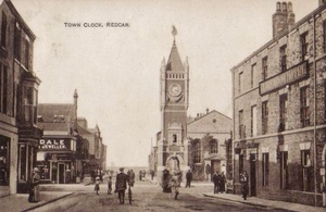 The Town Clock