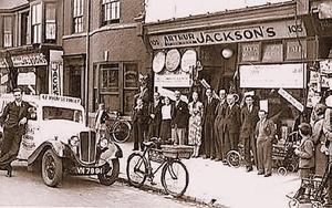 Arthur Jackson's