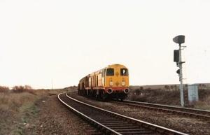 Class 20s Saltburn West (1987)