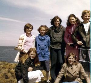On the Farne Islands