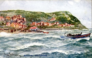 Runswick - The Lifeboat