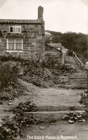 The Oldest House in Runswick