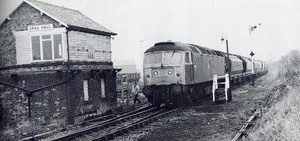 Class 47 at Crag Hall