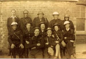 Air Raid Wardens 1939