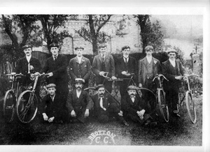 Brotton Cycling Club 1910