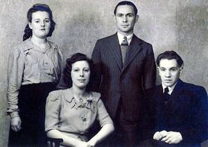 Brown Bolton Family