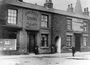 Parker Dining Rooms - Middlesbrough