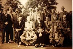 Carlin How Bowls Team 1962