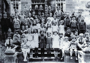 Easington School, c. 1932-33