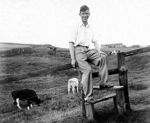 Ray Codling at Boulby Barns