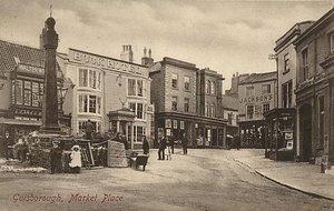 Market Place Guisborough