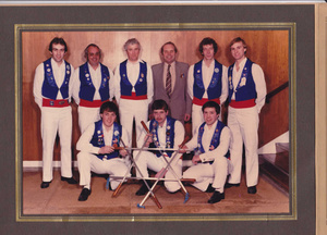 Loftus Sword Dancers (1984)