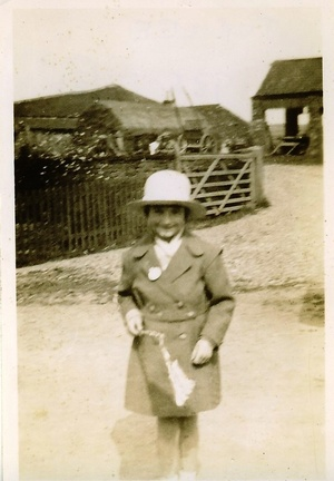 Joyce at Mars Farm
