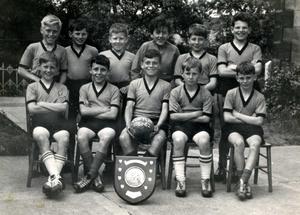 Loftus Junior School Football Team, 1961-2