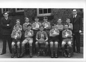 Lingdale School Football Team