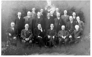 Loftus Town Council, 1921