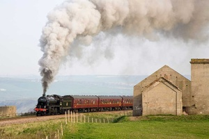 Steam Heritage passes Industrial Heritage (2008)