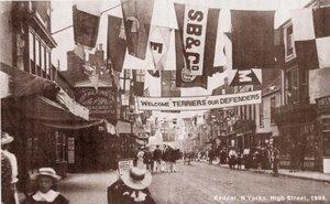 Redcar High Street 1908