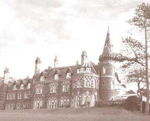 Rushpool Hall