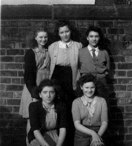 Skinningrove School 1949