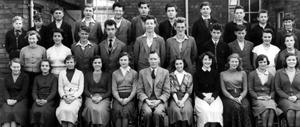 Skinningrove Senior School (ca 1955)