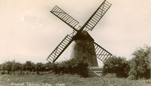 Windmill at Ugthorpe