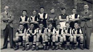 Footballers Of 1953/54