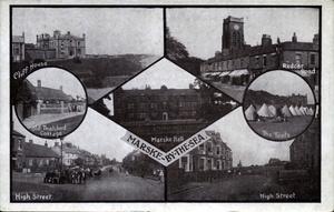 Marske Postcard