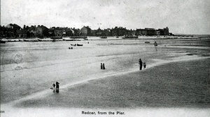 Redcar From The Pier