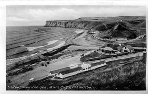 Saltburn – a View of Huntcliff