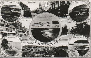 Picture Postcard - Loftus