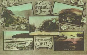 Postcard from Picturesque Loftus