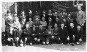 Skinningrove School c 1933