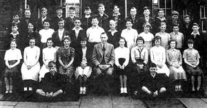 Skinningrove Seniors, c. 1956