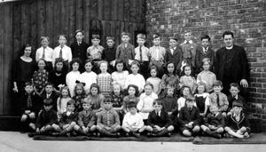 2.St Joseph's, 1920/21