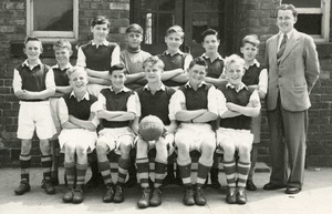 St Joseph's Football Team, 1953