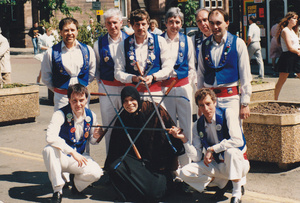 Loftus Sword Dancers - 1985