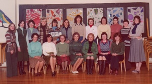 A Larger Staff than Normal - 1979